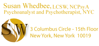 Susan Whedbee, LCSW,  NCPsyA Psychotherapist in New York City